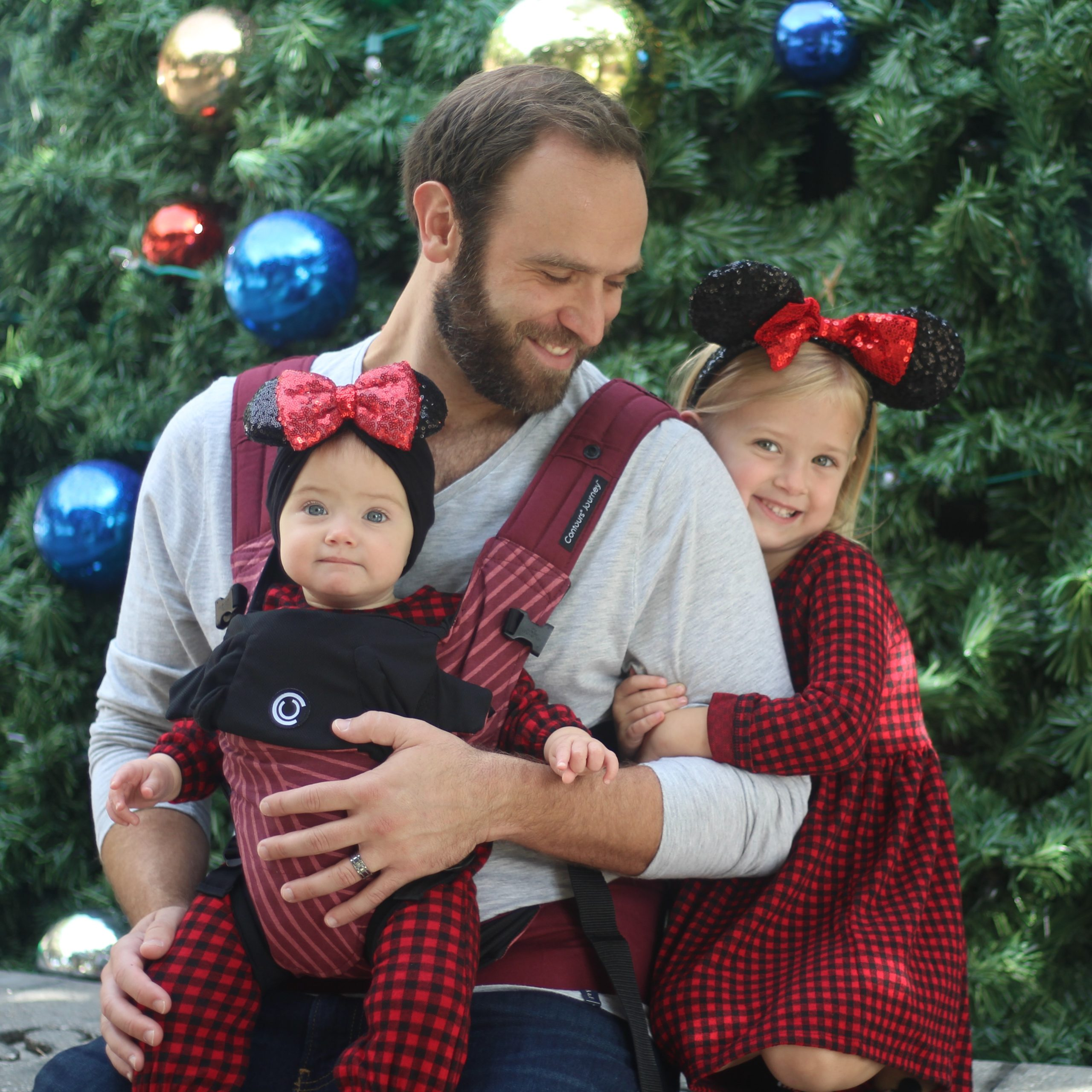 Babywearing During the Holidays