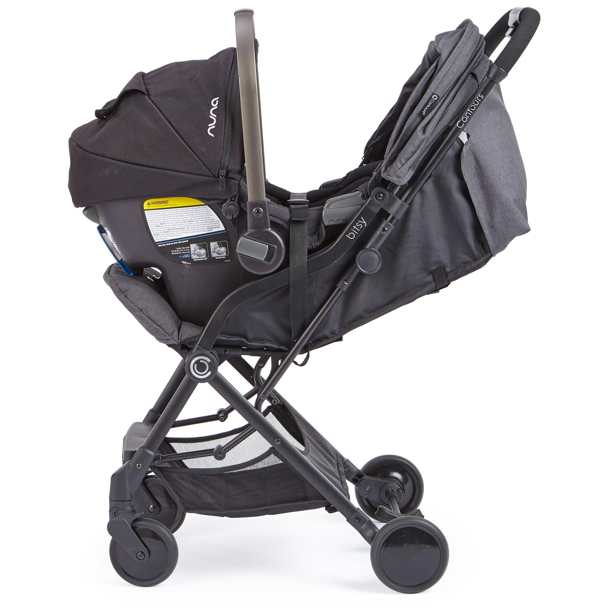 Contours-Bitsy-Stroller-ZL034-GRA