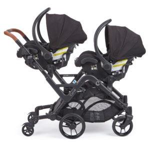 Contours-Curve-Tandem-Stroller-ZT020-GRA