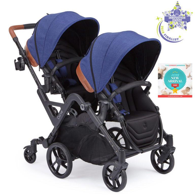 Double Stroller Tandem Stroller Infant Toddler Stroller