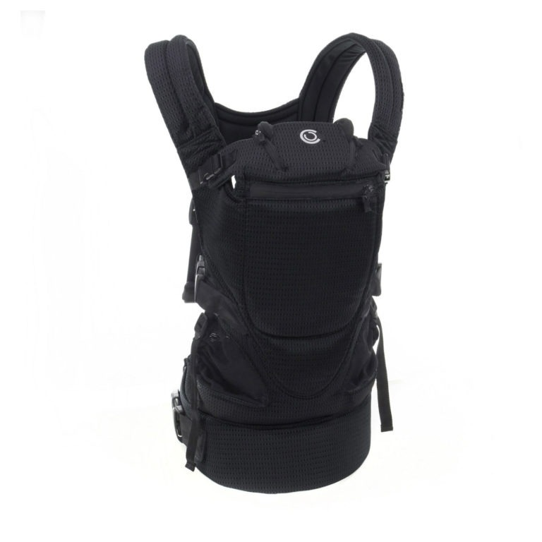 794f97892db Contours Love 3-in-1 Baby Carrier - Black