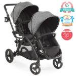 Contours Options™ Elite Tandem Stroller - Graphite Gray