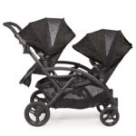 Contours Options Elite Tandem Stroller - Carbon Gray