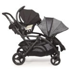 Contours-Options-Elite-Tandem-Stroller_with car seat