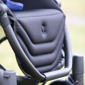 Stroller footrest