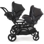 Multi-brand Infant Car Seat Adapter - Black