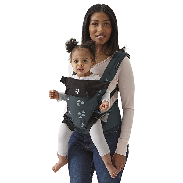 753981d2ebf Contours Love 3-in-1 Baby Carrier - Cityscape Grey