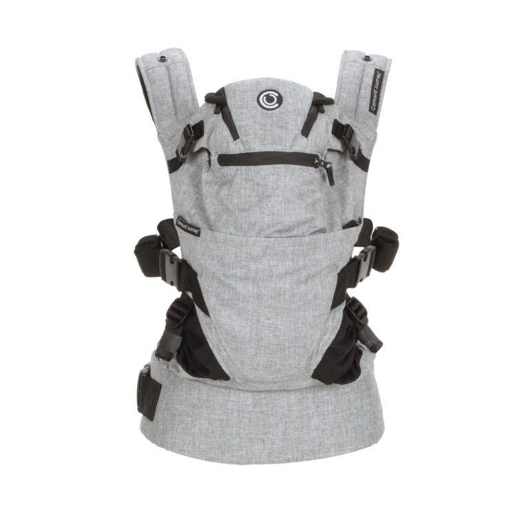 Contours Journey® 5 Position Baby Carrier - Graphite