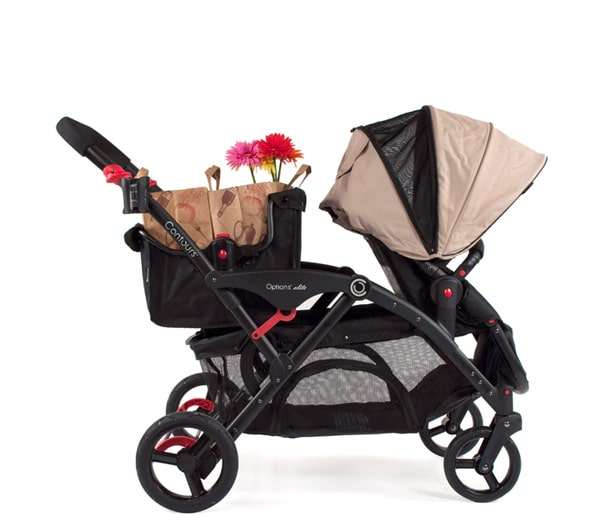 Stroller Shopping Basket