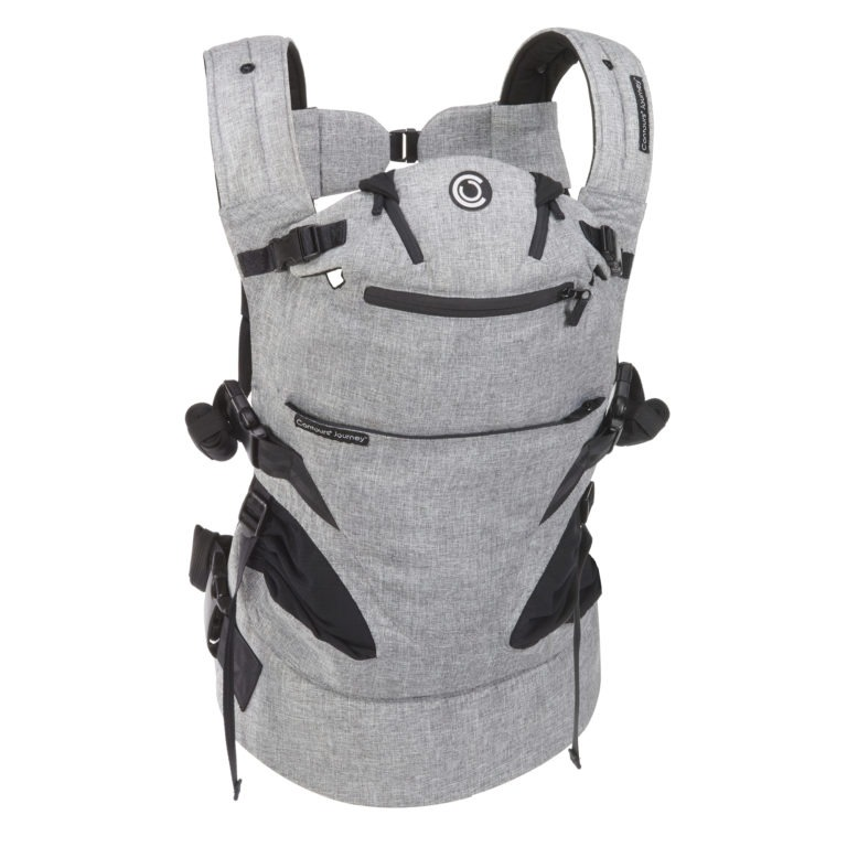 Contours Journey 5-in-1 Baby Carrier - Graphite- Coming soon