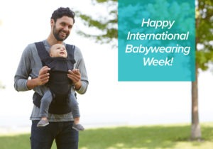 International Babywearing Week: How to Celebrate