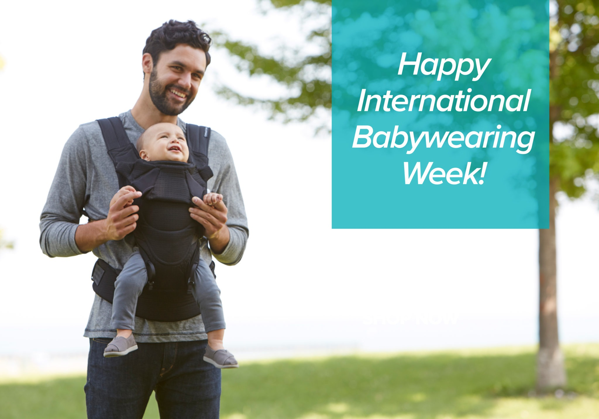 International Babywearing Week 2018: How to Celebrate