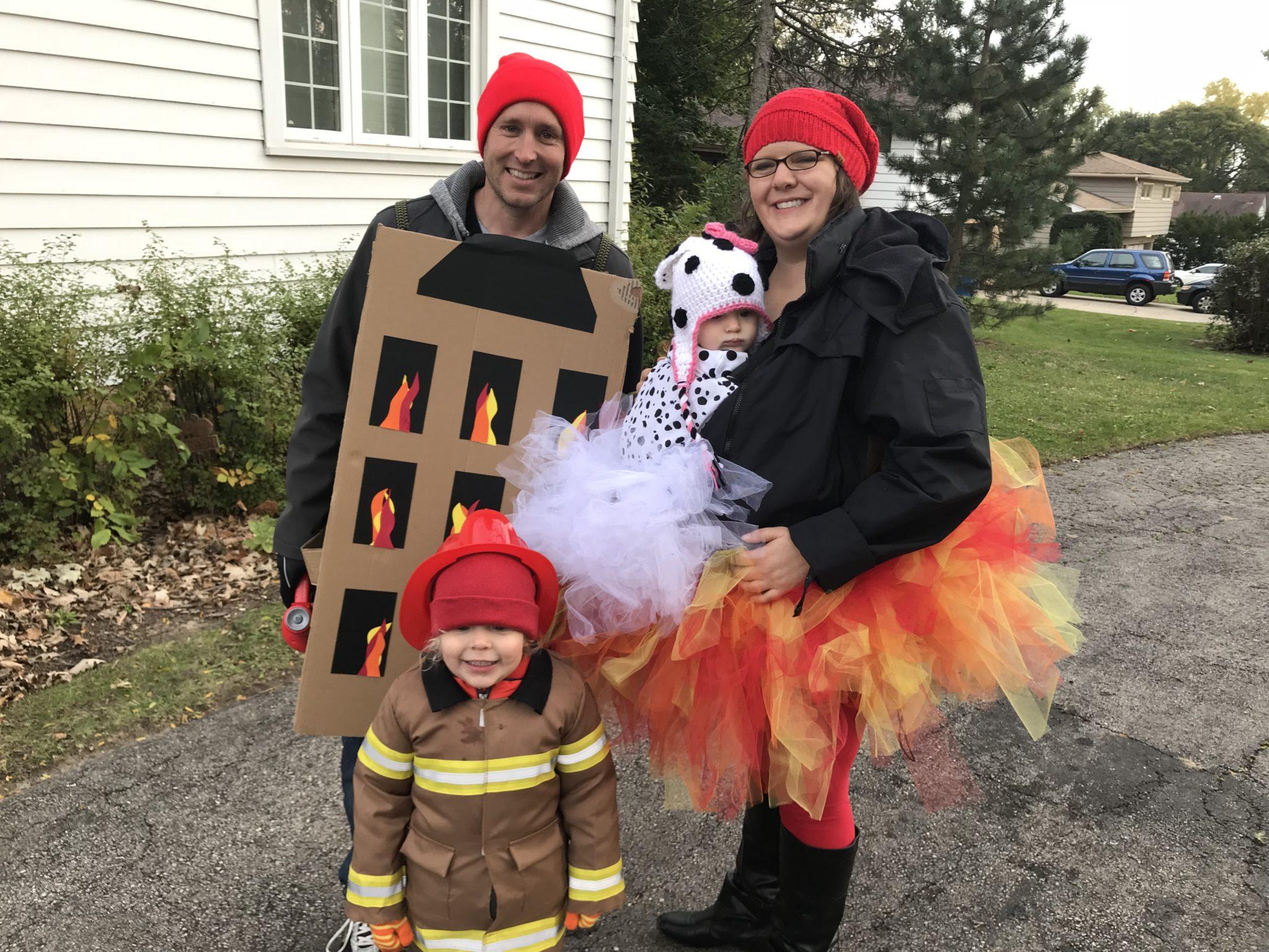 Halloween Babywearing Ideas