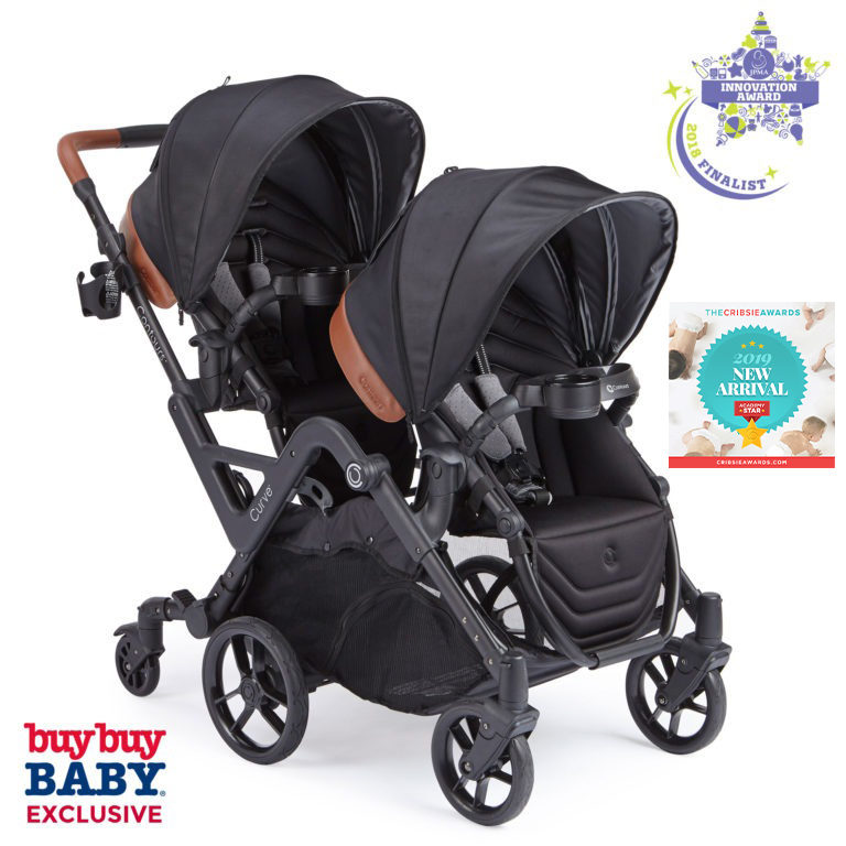 Contours Curve Double Stroller Exclusive Edition