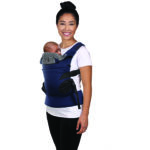 Contours Journey GO™ 5-in-1 Baby Carrier - Cosmos Navy
