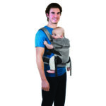 Contours Journey GO™ 5 Position Baby Carrier - Daydream Grey