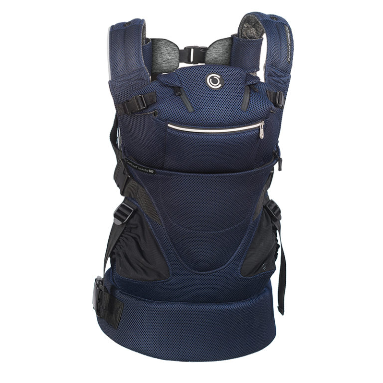 Contours Journey GO™ 5-in-1 Baby Carrier