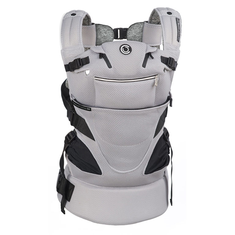 Contours Journey GO 5 position baby carrier - Daydream Grey