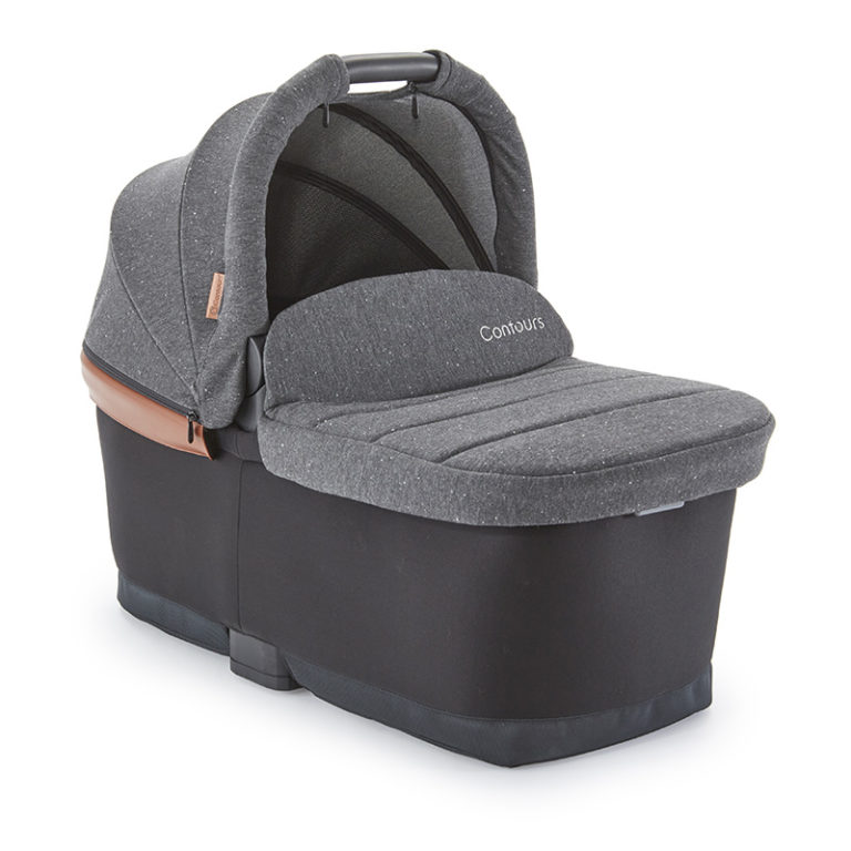 Contours Element Bassinet and Removable Carrycot