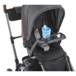 Close up Stroller image with Contours Element Child Tray accessory