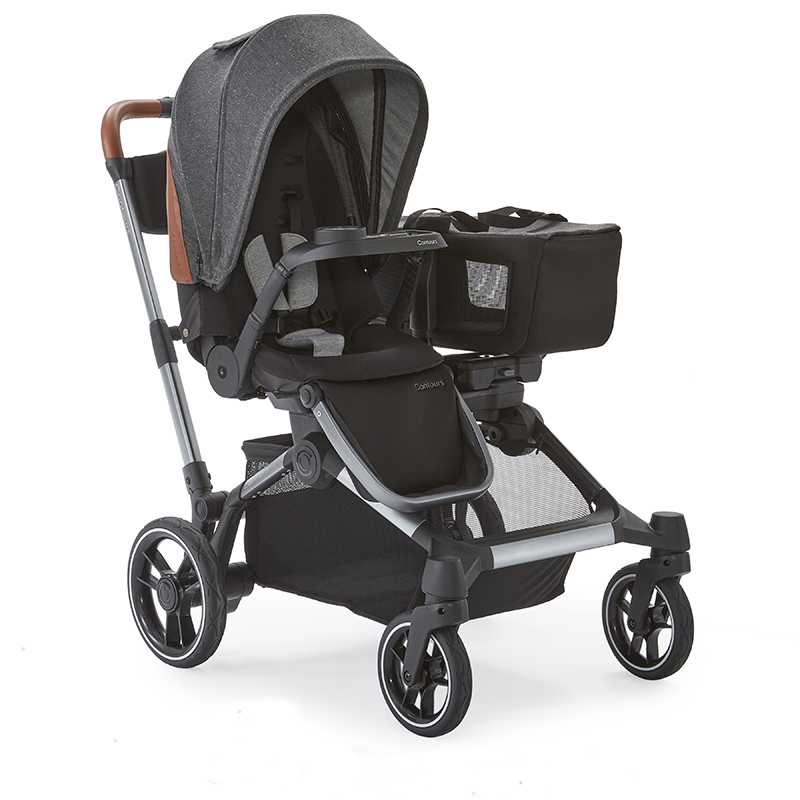 Element stroller image using the Element Child Tray accessory