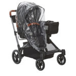 Weather shield on the Contours Element Stroller