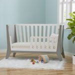 Contours Rockwell 3-in-1 Convertible Crib - Contours Rockwell 3-in-1 Convertible Crib