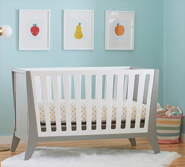Contours Rockwell 3-in-1 Convertible Crib