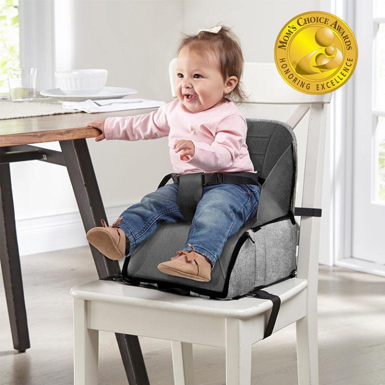 Booster Seat & Diaper Bag Mom's Choice Award