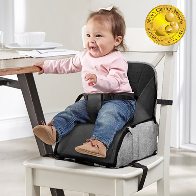 Contours Explore® 2 Stage Portable Booster Seat and Diaper Bag