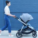 Contours Legacy® Convertible Stroller - Graphite