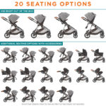 20+ Seating positons