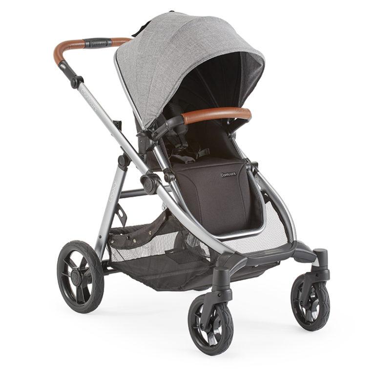 Legacy stroller_Single stroller mode