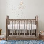 Contours Elston™3-in-1 Convertible Crib - Antique Greige