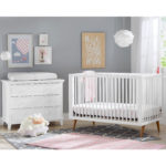 Contours Roscoe™ 3-in-1 Convertible Crib - White