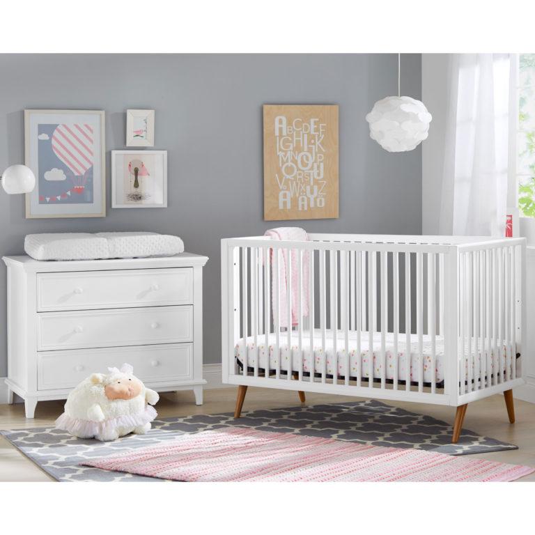Roscoe™ 3-in-1 Convertible Crib