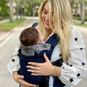 Summer Babywearing: Staying Cool in the Heat