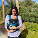 Contours Wonder™ 3-Position Baby Carrier - Washed Teal
